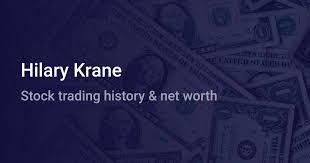 Hilary Krane Net Worth (2020) | wallmine