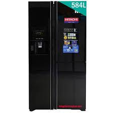 Tủ lạnh Hitachi R-M700GPGV2, 584 lít - Giá rẻ tại Hà Nội