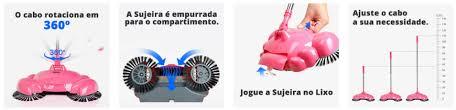 SUPER Vassoura Mágica ( Vassoura, Pá e Lixeira) - Paulo Ferreira ...