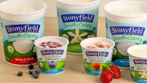 stonyfield yogurt to reduce sugar by 25