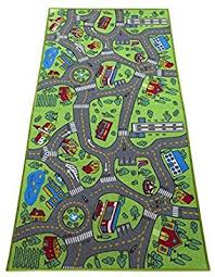 com kids carpet playmat city