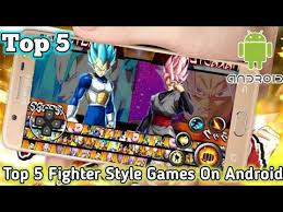 fighting games on android apk