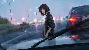 rainfall anime live wallpaper free