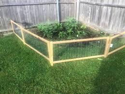 Greenes Fence Critterguard 23 5 L Cedar Garden Fence 4 Pack Walmart Com Walmart Com