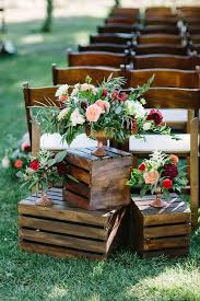 35 wooden crates wedding ideas to