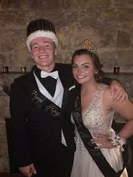 """BSHS Athletics on Twitter: """"Congrats to Addie Gibson Prom Queen and Sam  Worley Prom King… """""""