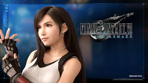 final fantasy vii remake official