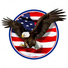 American Eagle Tumbler Decal Tumbler Decals Advanced Graphics Inc