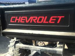 Chevrolet S 10 Chevy S10 Tailgate Decal And 50 Similar Items