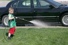 Don't Try This at Home: Why Not to Wash Your Car in the Driveway - Flagstop Car Wash