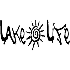 Amazon Com Lake Life Decal Sticker 8 X 3 5 2 Decals Automotive