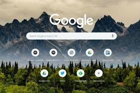 change your google background in chrome