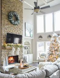 holiday home showcase family room