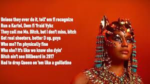 Nicki Minaj - Coco Chanel (Lyrics on Screen) - YouTube