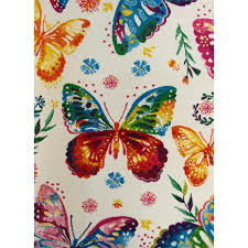 Shop Kc Cubs Multicolor Rainbow Butterfly Boy And Girl Bedroom Modern Decor Area Rug For Kids And Children Overstock 15390759