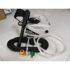 Máy rửa xe motor cảm ứng từ Napoli M20 - 2000W - Tự hút nước giảm chỉ còn  1,350,000 đ