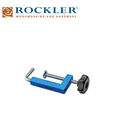 Universal Fence Clamps 2pcs Rockler 433225 Hand Tools