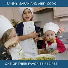 CookingwithSammy - Sammy, Sarah and Abby cook one of their ...