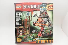 LEGO NINJAGO Masters of Spinjitzu 70626 DAWN OF IRON DOOM Set NEW Reti –  ProTinkerToys.com
