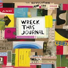 Wreck This Journal Now in color by Keri Smith - Chapter 2 - Books - Arts &  Crafts - Party Decore