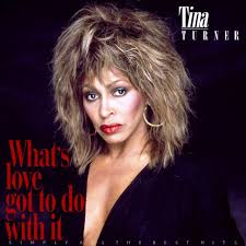 Tina Turner What's Love.. Simply All The Best Hits by MycieRobert on  DeviantArt
