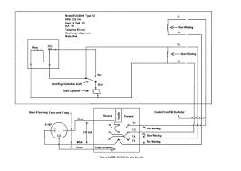 electric motor wiring schematic wiring