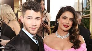 Nick Jonas Celebrate His First Holi in India With Priyanka Chopra -- See  the Sweet Pics!