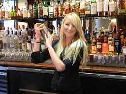 Behind The Bar - Abby Morgan - Papa Razzi Boston - Well Done Boston
