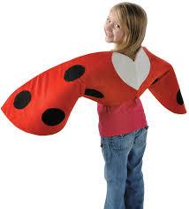 ladybug wings wings wands costume