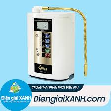 Máy lọc nước điện giải ion kiềm Atica Gold - Điện giải XANH