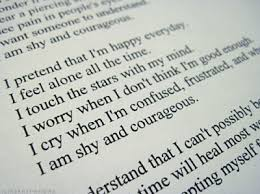 alone confused happy quote stars image on com