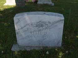 Effie Dell Tozier Morgan (1867-1955) - Find A Grave Memorial