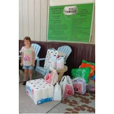 About Town: Streator girl hosts bake sale for Pet Project | The Times