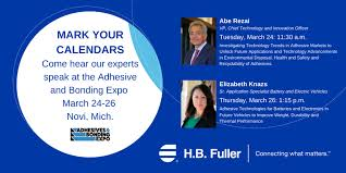 Come listen to our #adhesive experts... - H.B. Fuller Company | Facebook