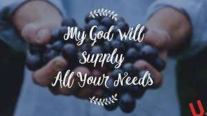 My God Shall Supply - Family Radio 316