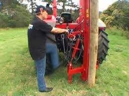 Post Driver Kinghitter Series 1 Rancher Youtube