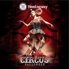 Halloween: The Dark Circus - Hemingway Bangkok