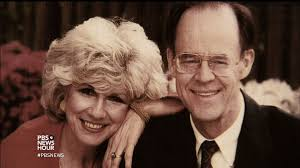 Diane Rehm shares the painful story of her husband's death | PBS NewsHour
