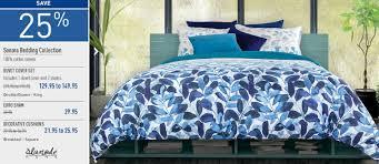 sonora bedding collection duvet cover set