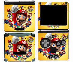 113 Vinyl Skin Sticker Protector For Nintendo Gameboy Advance Gba Sp Skins Stickers Protector Sticker Protector Nintendo Aliexpress
