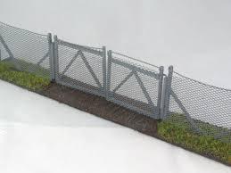 Chain Link Fences Tiny Hordes