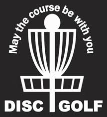 Disc Golf Car Decals Vinyl Disc Golf Vinyl Decal Stickers