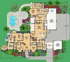 bedrooms 6 bath 14814 sq ft plan 63 161