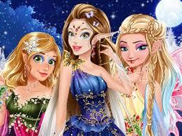 winter fairy makeup games saubhaya makeup