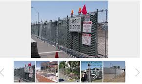 Temporary Fence Rental Tulcor Rentals