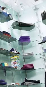 cable suspended shelving systems