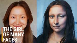 makeup artist transforms pletely