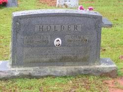 Effie Cook Holder (1893-1981) - Find A Grave Memorial