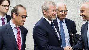 Roman Abramovich gets Israeli citizenship | News | DW | 28.05.2018