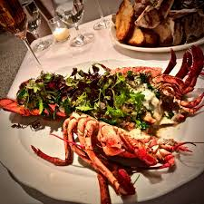 Lobster Thermidor, a la Locke-Ober [OC ...